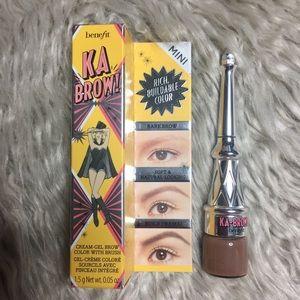 Benefit Mini ka-BROW! Cream-Gel Eyebrow Color